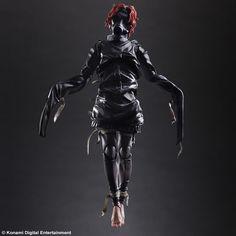 Metal Gear Solid V The Phantom Pain Play Arts Kai figurine Tretij Rebenok Square-Enix