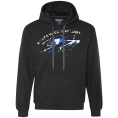Display Your Freedom with Thin Blue Line Ho... Let American Clothing Ink put the freedom in your hands http://americanclothingink.com/products/thin-blue-line-hoodie-sweatshirt?utm_campaign=social_autopilot&utm_source=pin&utm_medium=pin