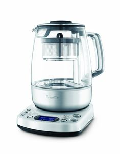 Amazon.com: Breville BTM800XL One-Touch Tea Maker: Electric Hot Tea Machines: Kitchen & Dining