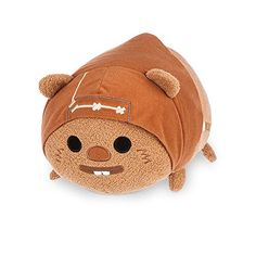 Star Wars Wicket Ewok ''Tsum Tsum'' Plush - Medium - 11 Inch 412347847352