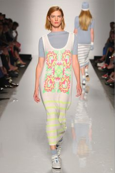 Tak.Ori Made In Italy Spring Summer 15 fashion show within contest Who Is On Next 2014 organised by Vogue Italia and Altaroma