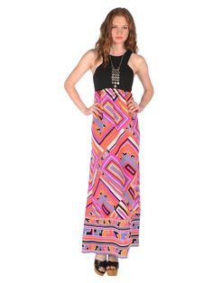 Long Jenna Dress by Alice & Trixie