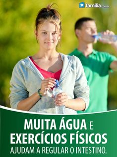 Familia.com.br | Dicas para fazer o seu intestino funcionar melhor #Exerciciofisico #Corposaldavel