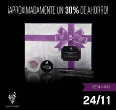 Promoción especial para el 24 nov  http://www.youniqueproducts.com/ByLizzSampayo