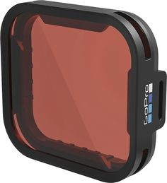 GoPro - Blue Water Dive Lens Filter - Red, AAHDR-001