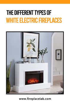 We have listed out the best White Electric Fireplace for you.😉 Hurry up! read our blog and get the best one for yourself. 😀 Traditional Fireplace, Entertainment Center, White Fireplace, Freestanding Fireplace, Home, Fireplace Tv Stand, White, Fireplace, Home Decor
