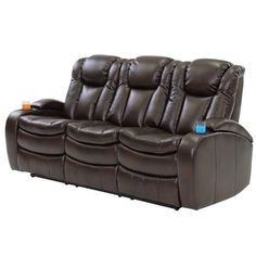 Transformer Reclining Sofa Optimus Motion Duo Recliner