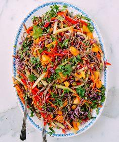 Beyond Spaghetti: 10 Noodle Salads You're Sure to Love   Kale Caesar Pasta Salad