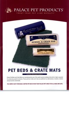 Palace Pet Flyer - Pet Bed fabric by Monterey Mills Industrial Fabric, Buffing Pads, Palace Pets, Pet Beds, Crates, Your Pet, Knitting, Tricot, Breien