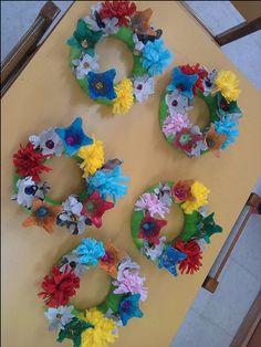 Σχετική εικόνα Crafts, Jewelry, Spring, Manualidades, Jewlery, Jewerly, Schmuck, Jewels, Handmade Crafts