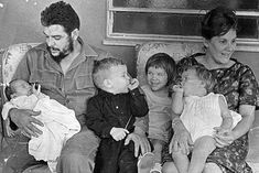 In 1955, Argentinean-born Che Guevara met Fidel Castro and quickly joined his efforts to oust Batista as leader of Cuba, which would lead to becoming Finance Minister under Castro's rule. By 1965, Guevara was keen to spread his revolutionary ideas: he  traveled to the Congo; he then moved to Bolivia, and was executed in 1967. Before he left for Bolivia, Guevara secretly visited his wife back in Cuba and gave her a letter, to be read by his 5 children in the event of his death.