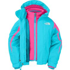 The North Face Mountain View Tri-climate Jacket - Toddler Girls'