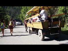 Droga na MORSKIE OKO - YouTube