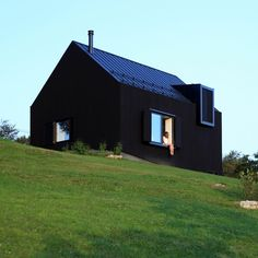 Black Lodge by Tomislav Soldo Walnut Tree, House and Terrace From the architect. The genes...