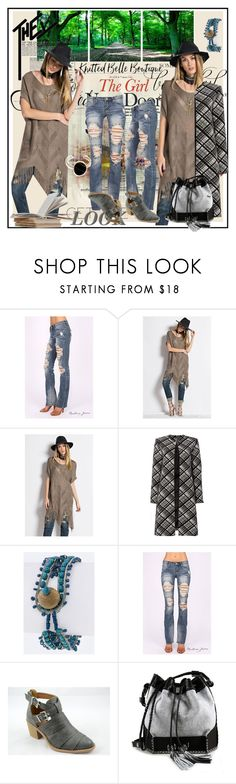 """""""Knitted Belle Boutique"""" by lip-balm ❤ liked on Polyvore featuring Ellen Tracy, Carianne Moore, Blandice and knittedbelle"""