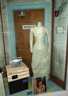 Clara Clayton Old West gown from Back to the Future III