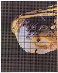 Brilliant Cross Stitch Embroidery Tips Ideas. Mesmerizing Cross Stitch Embroidery Tips Ideas. Cross Stitching, Cross Stitch Embroidery, Embroidery Patterns, Free Cross Stitch Charts, Cross Stitch Heart, Rembrandt, Cross Stitch Designs, Cross Stitch Patterns, Girl With Pearl Earring