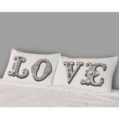 Love Pillow Covers now featured on Fab.