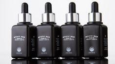 Mystic Man Organic Beard Oil