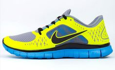 Nike Free Run iD Samples