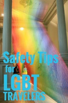LGBT travel comes with risks but it doesn't have to be dangerous. Plan ahead with a few LGBT safety tips for travelers. Packing List For Travel, Cruise Travel, Budget Travel, Asia Travel, Travel Advice, Travel Guides, Travel Tips, Travel Destinations, Travel Hacks