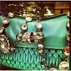 Rather fabulous Miu Miu bag