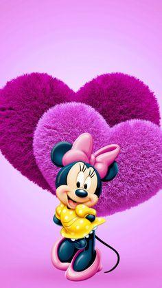 Обои iPhone wallpaper Mickey Mouse