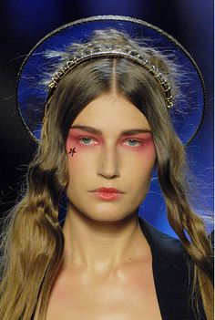 If It's Hip, It's Here: Gaultier Makes Fashion A Religious Experience. His S/S 2007 Haute Couture Collection.