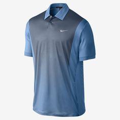 TW Print Men's Golf Polo. Nike Store