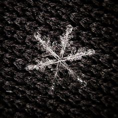 iPhone + $5 Macro Lens = Awesome Snowflake Shots | Wired.com 3/1