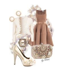 """""""Sweet & Chic"""" by danitsismanakis on Polyvore"""