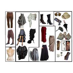 """Steampunk Costume Ideas"" by tigressofindia on Polyvore"