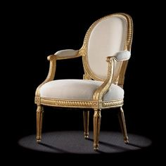 Louis XVI - Classic Bed Room French Design