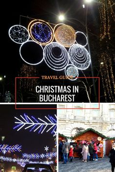Christmas in Bucharest - tips on making the best of your visit: where to go, what to do1