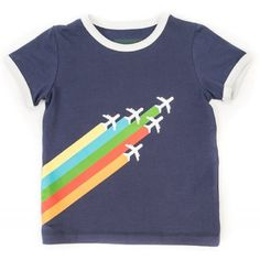 t-shirt Billy Planes Navy
