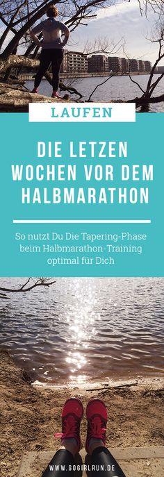 Tipps zur Tapering-Phase und die letzten Wochen vor dem Halbmarathon: Nach den harten Trainingswochen heißt es Entspannen & Regeneration vor dem Wettkampf.