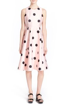 Earn cash back on this adorable kate spade new york 'spotlight' polka dot dress at Nordstrom when you use StuffDOT!