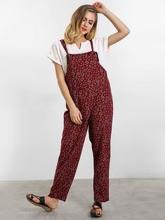 Trend Mark 2018new Fashion Hot Sale Women Official Quartz Men Watches Women Sleeveless Button Jumpsuits Harem Long Pants Trousers Playsuits Elegant And Sturdy Package Jumpsuits
