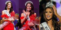 Miss Nevada Nia Sanchez Miss USA 2014