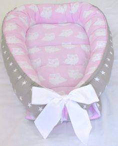 Double-sided babynestbaby sleep nest  newborn by BabyCoDesign