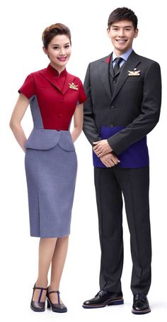 China Airlines New Uniforms