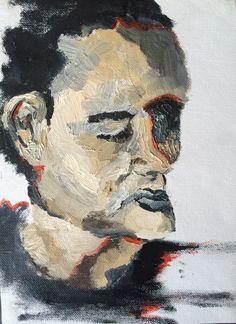 Marina Alexandrovna. canvas, oil paint