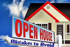 Real Estate Open House Mistakes to Avoid: http://www.maxrealestateexposure.com/10-real-estate-open-house-mistakes-to-avoid/ #realestate