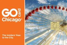 Skip the line at many of Chicago's top attractions that are included on a Go Chicago Card. Enjoy free admission to SkyDeck Chicago, the Field Museum, and many more attractions. Receive up to 55 percent savings and discounts on shopping and dining! Chicago Attractions, Chicago Tours, Chicago Travel, Chicago Trip, Chicago Vacation, Usa Travel, Brookfield Zoo, Chicago History Museum, City Pass