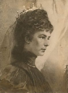 Empress Elisabeth 1896