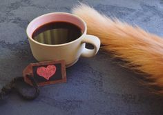 Coffee and Cat <3