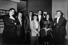 DECONSTRUCTIVISMO en los 80s... B.Tschumi, H.Swiczinsky, W.Prix, Libeskind, Koolhaas, Z.Hadid, M.Wigley. #vayapintas