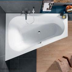 Villeroy & Boch O.novo Design Ruimtebesparend Duobad @ http://www.badkamermarkt.nl