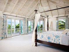 Beach house, dream house.