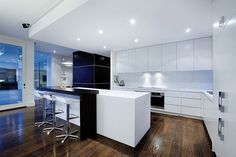 Interior Aspect Of A Residential House In Hawthorn, Australia By Canny